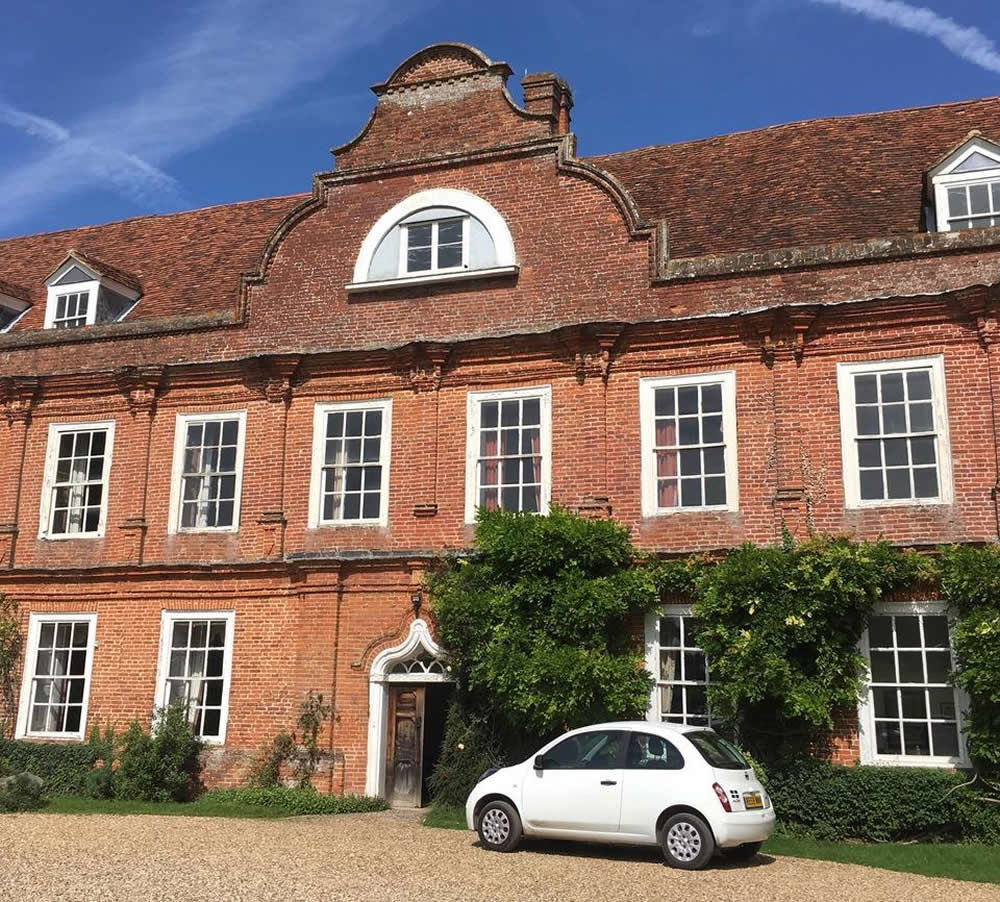 Visit to West Horsley Place